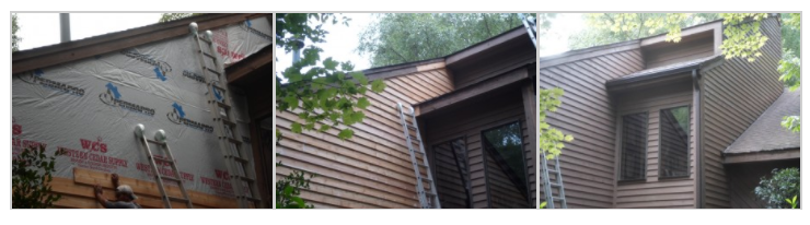 Raleigh Siding Installation